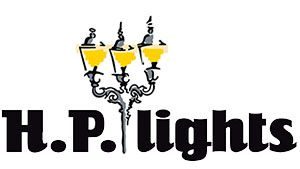 logo H.P lights